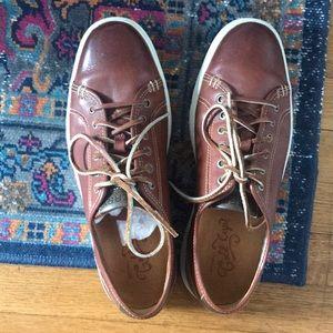 Men's Sperry gold cup shoes excellent condition